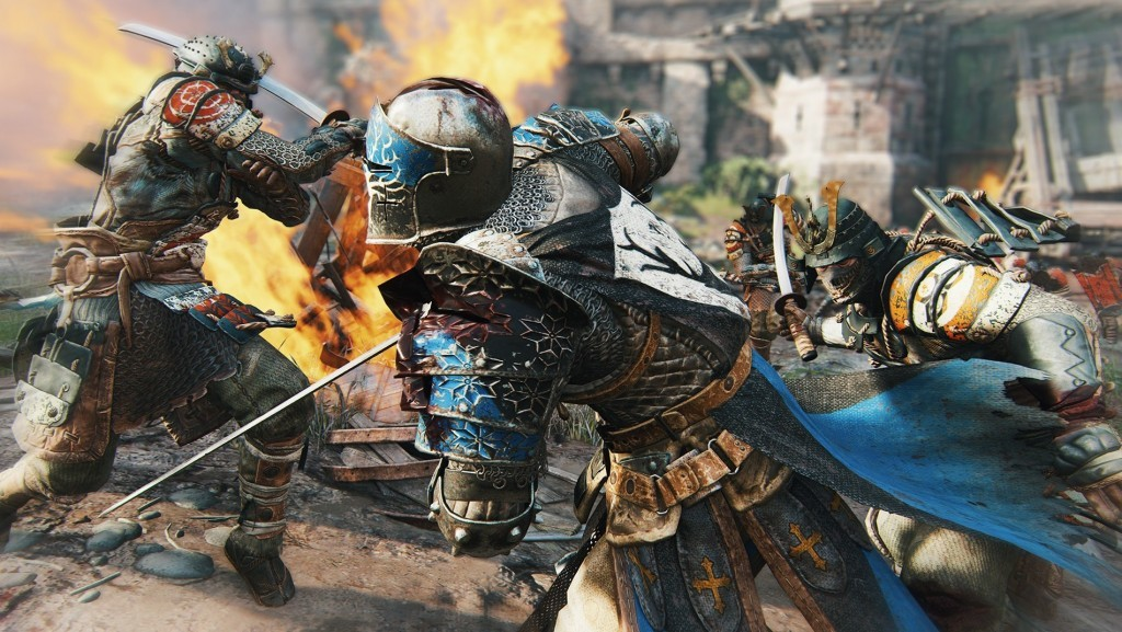 ForHonor Stock Image