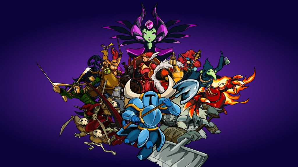Shovel Knight artwork